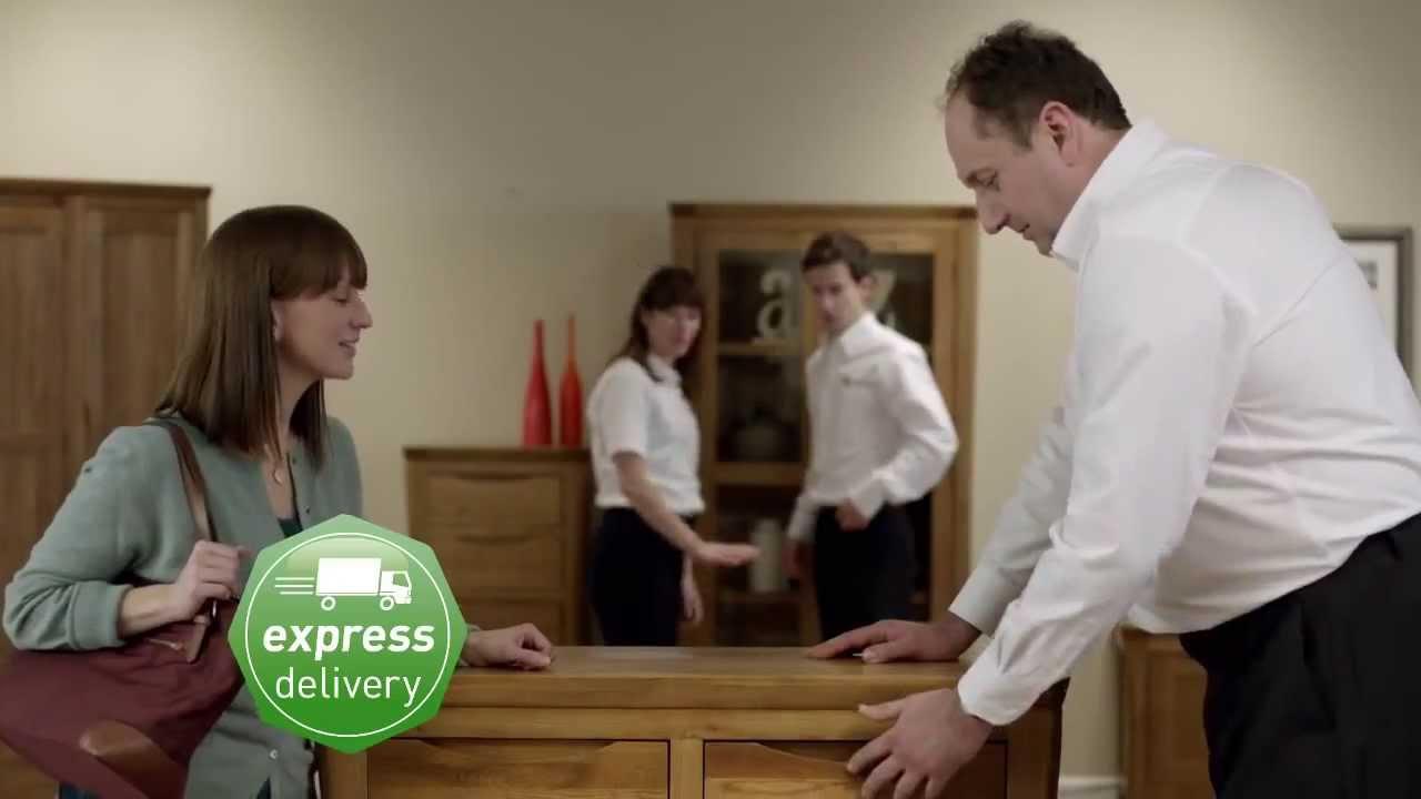 Oak Furniture Land (Well Built)   TV Ad   YouTube