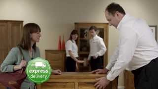 Oak Furniture Land (well Built) - Tv Ad