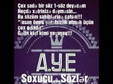 Yep Yeni Menali Sozler By Məzlum əliyev