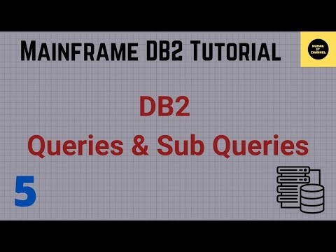 MAINFRAME DB2 TUTORIAL PDF DOWNLOAD