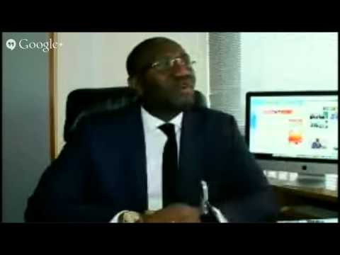 Banque: M. Souleymane Diarrassouba, président de l`APBEF - CI en direct