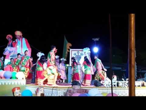 Sathar dance of Rabha