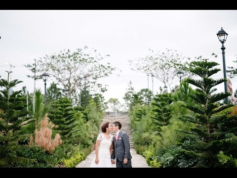 Roy & Gem Wedding Reel by Treehouse Story | #theMateos