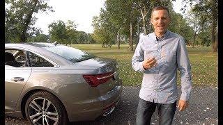 Bliže osmici ili četvorki? Audi A6  50 TDI - testirao Juraj Šebalj