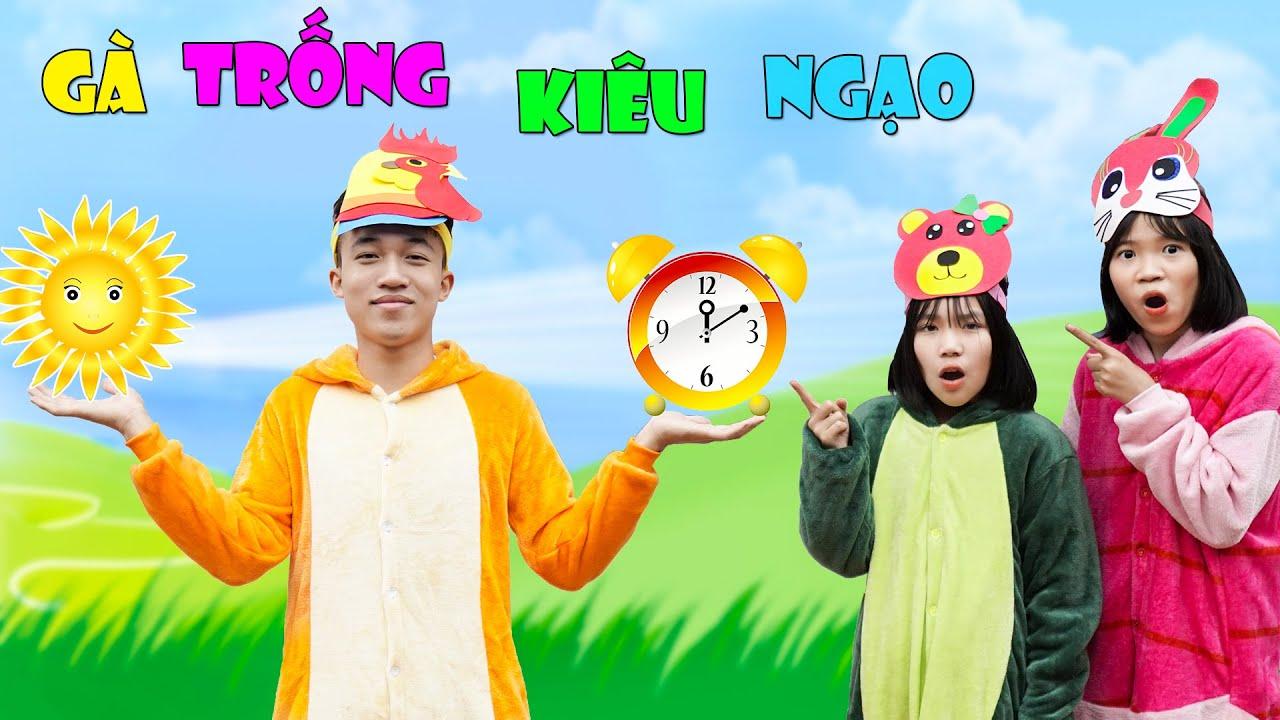 Chú Gà Trống Kiêu Ngạo ♥ Minh Khoa TV