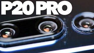 Huawei P20 Pro im ausführlichen Test | deutsch