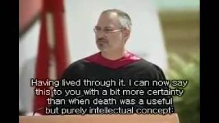 Steve Jobs Emotional Speech at Stanford with English Subtitles