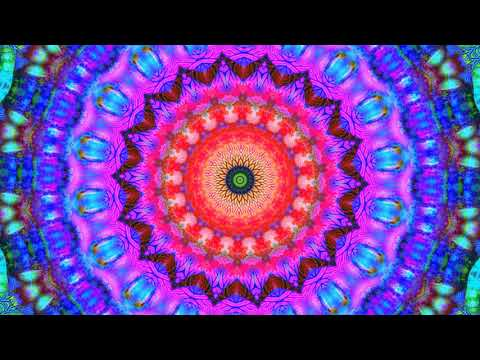 THE FLOWER OF GREAT BEAUTY UNFOLDING 63 #videoart #musicvideo #animation #ambientmusic #meditation