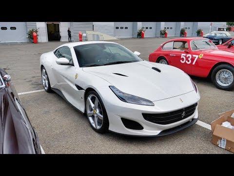 I Found The New Ferrari Portofino