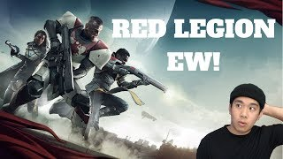 RED LEGION EW! - Destiny 2 (PC) Live Stream and MORE!