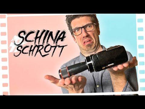 Wer baut SOWAS?! #SchinaSchrott