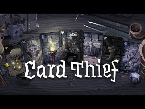 Relaxing with game: Card Thief |