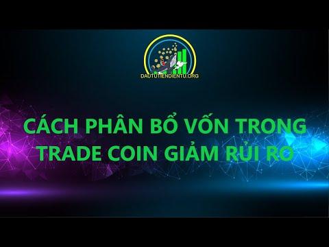 Cách phân bổ vốn trong trade coin để giảm rủi ro cho người mới tham gia thị trường