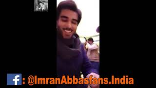 Imran Abbas Live with bestie Reema Khan