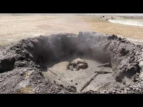 Volcán más pequeño del mundo, IXPACO.