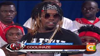 Talking with Coolihaze #10Over10