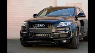 Audi Q7 тюнинг авто обзор