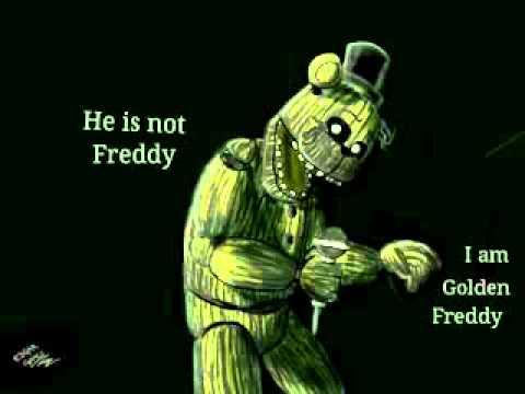 Phantom Freddy sings Just Gold. (Requested) Earpho