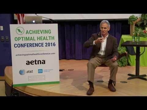 Jon Kabat-Zinn - Achieving Optimal Health Conference 2016