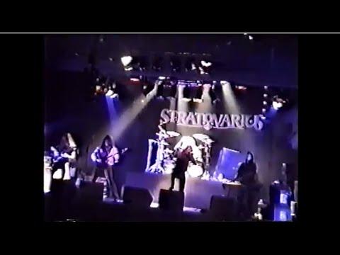 Stratovarius - Live in Curitiba Brazil 2000 (FULL)