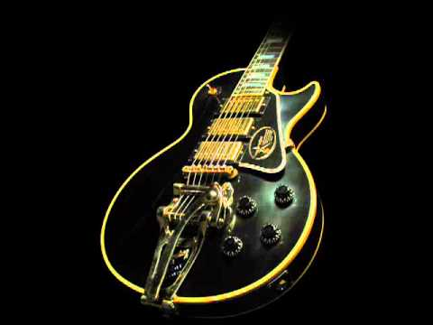 Jimmy Page style backing track in Am