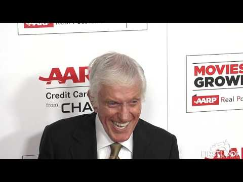 Dick Van Dyke at 2016 AARP's movie for grownups event