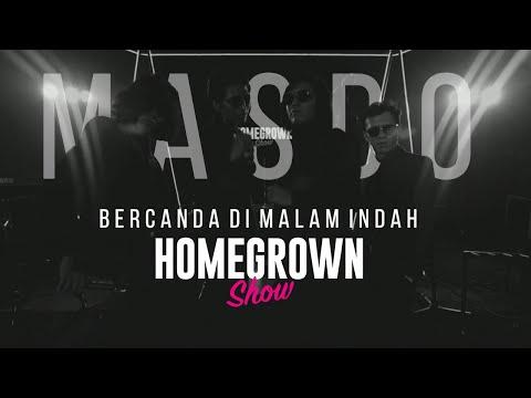 #HomegrownShow : Kugiran Masdo - Bercanda Di Malam Indah
