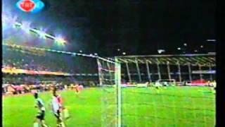 Türkiye 5-0 Avusturya 2002 Dünya Kupası Playoff 2.Maçı (14 Kasım 2001)