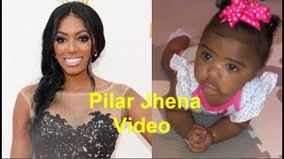Porsha Williams Reveals Baby Pilar, 4 Mos., Is Rolling Over Like A 'Champ' In Sweet New Video