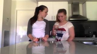 Smoothie Challenge | Laura And Gabi Challenges
