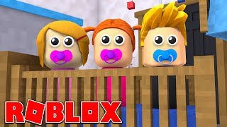 Roblox | Molly And Daisy Go To Daycare!