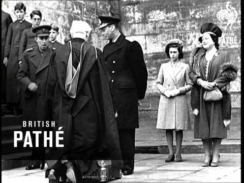An Eton Ceremony (1945)