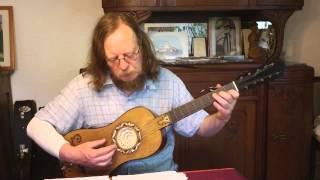 Gaspar Sanz - Españoleta - Baroque Guitar
