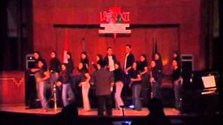 LPSPR Bastra - You Are My Sonia (OST. KABHI KHUSHI KABHI GHAM) - Bastra/ELITE Choir 2003.wmv