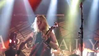Apocalyptica live Hamburg - Till death do us part