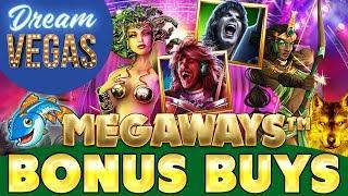 🔥LOTS OF BONUSES🔥 Fishin Frenzy, Spinal Tap, Wolf Legends, Book of Gods, Medusa MEGAWAYS Online!