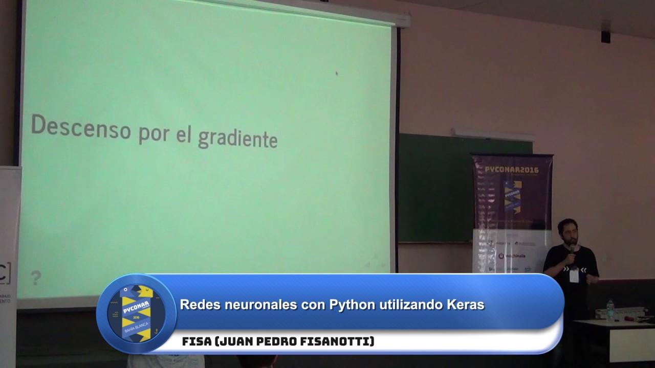 Image from Redes neuronales con Python utilizando Keras