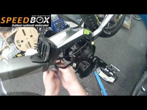 E-Bike Tuning Modul für Yamaha PW-SE 2018 SpeedBox 2 Pedelec Chip Dongle Cube Elektrofahrräder