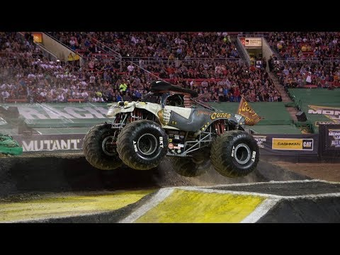Download Monster Jam Top 5 World Finals XIX Freestyle Moments