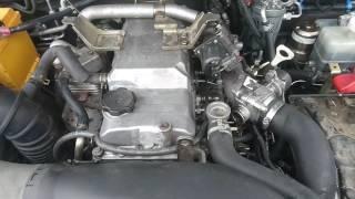 паджеро  3, на механическом  тнвд