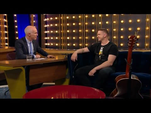 Damien Dempsey on The Ray D'Arcy Show (April 2016)