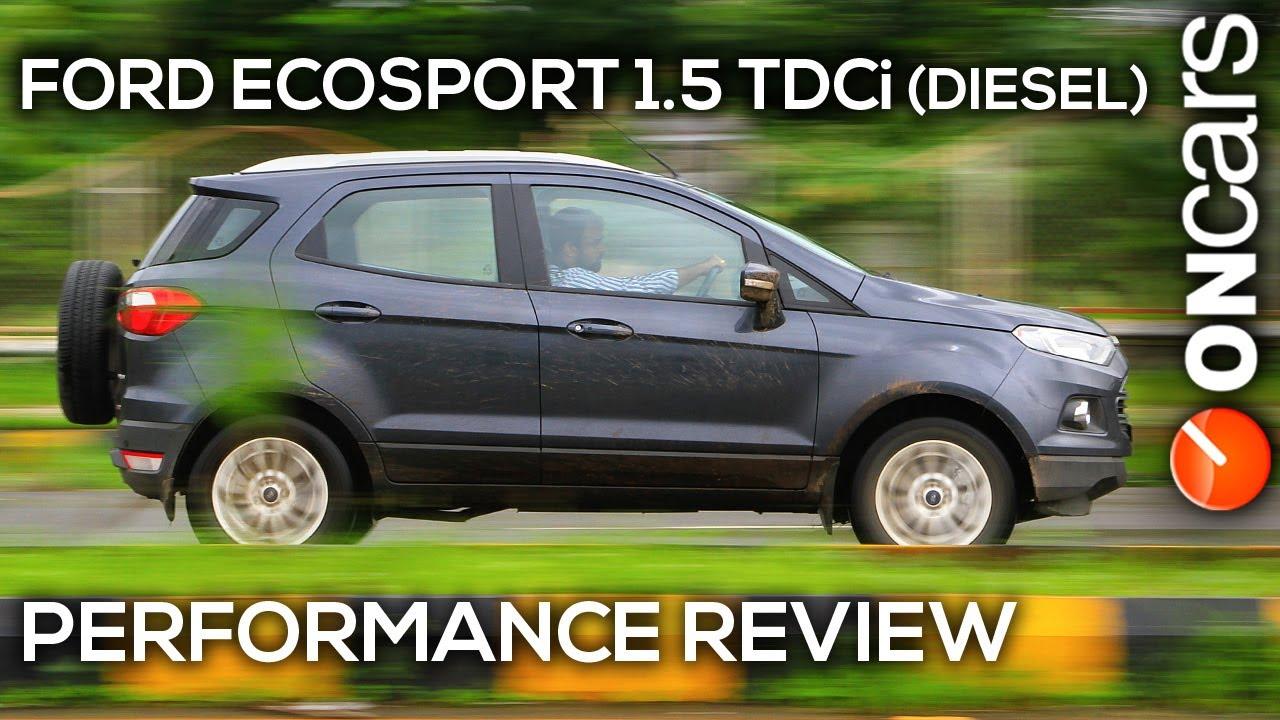 Ford Ecosport Usata 1.5 TDCi Diesel 5pt. Titanium 2016 ...