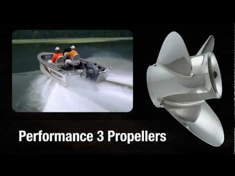 Yamaha Performance Series Propellers