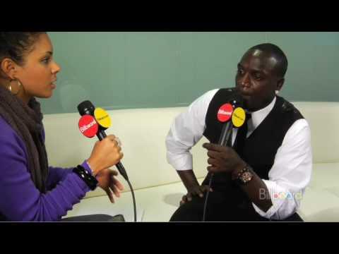 Akon: Billboard #1's