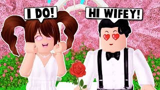MY DAUGHTER SECRETLY GOT MARRIED ON BLOXBURG! (Roblox)