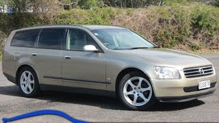 2001 Nissan Stagea 3.0 RX Auto Wagon ** Cash4Cars ** ** SOLD