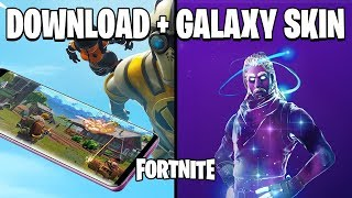 FORTNITE | ALL ABOUT ANDROID VERSION + HOW TO RECOVER GALAXY SKIN