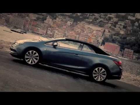 Opel Cascada cruiser i Monaco