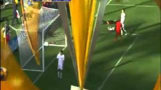 Mexico vs USA (4-2) All Goals and Highlights-6/25/2011