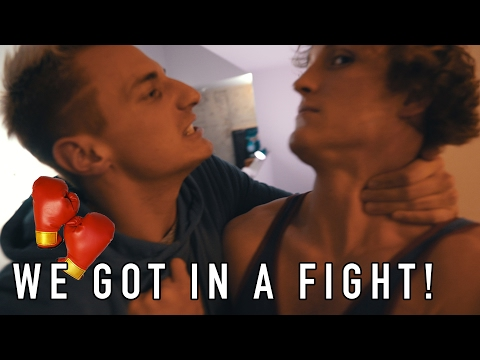 ROOMMATE PROBLEMS! WHO WON THE FIGHT?!